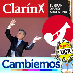A bailar la música de Clarín