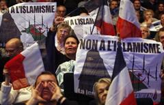 Ahora, Marine Le Pen