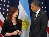 Argentina en mesa de saldos