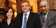 Berni y Milani, pilares del progresismo