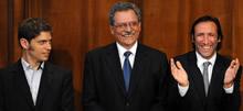 Brito, Moyano y Magnetto (I)