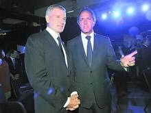 Cobos y Scioli, almas gemelas