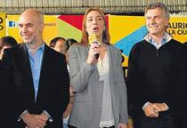 Cristina, Mauricio y Daniel (I)