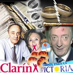 El Ayudín de Macri salva a Clarín
