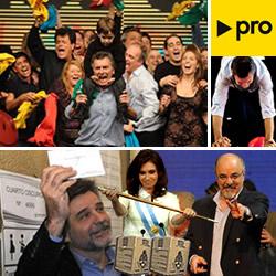 El baile amarillo del PRO