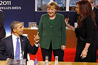 En el G 20, de garrón