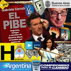 Fascinación por los Macri
