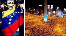 Kiev, Caracas, ¿Buenos Aires?