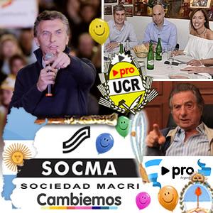 La Argentina como SOCMA