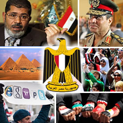 La desgracia de Egipto