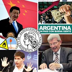 La salvación geopolítica china