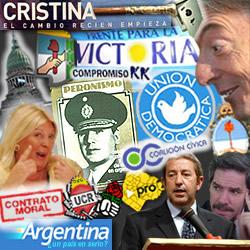 La Unión Democrática de Kirchner
