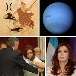 Ligeia. Piscis, Neptuno y el Sol