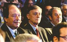 Los Cinco Latinos del Frente UNEN