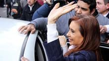 Macri-La Doctora y el paisaje