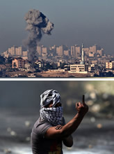 Palestina pierde centralidad