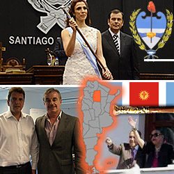 Pasiones arrebatadas de Santiago