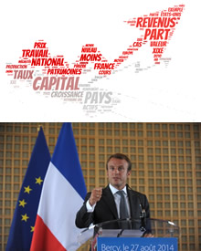 Piketty, Kicillof y Macron