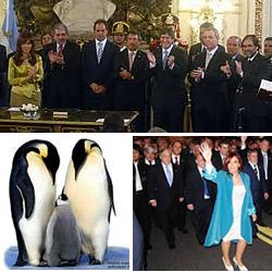 Pingüinos Truchos