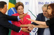 Sale Paraguay, entra Venezuela
