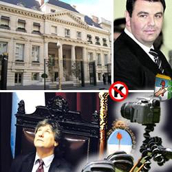 Secuestro en el Palacio Duhau