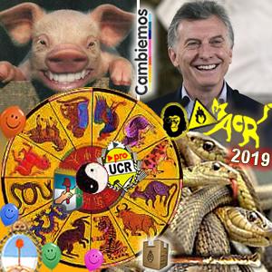 Vísperas del año de Macri