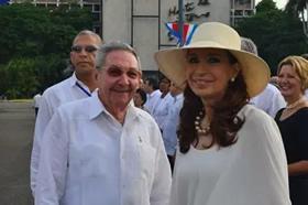 Cuando volvió de Cuba