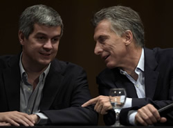 La cuestión del ego en Macri