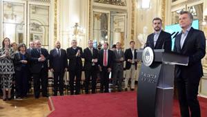 El nuevo Macri (con fluor)