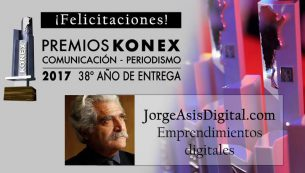 Premio Konex 2017| Emprendimientos digitales