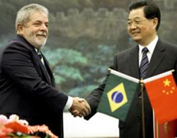 El Brasil de Lula y el mar