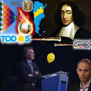 Baruj Spinoza, consultor del Ángel