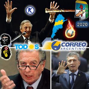 Correo, el Hotesur de Macri